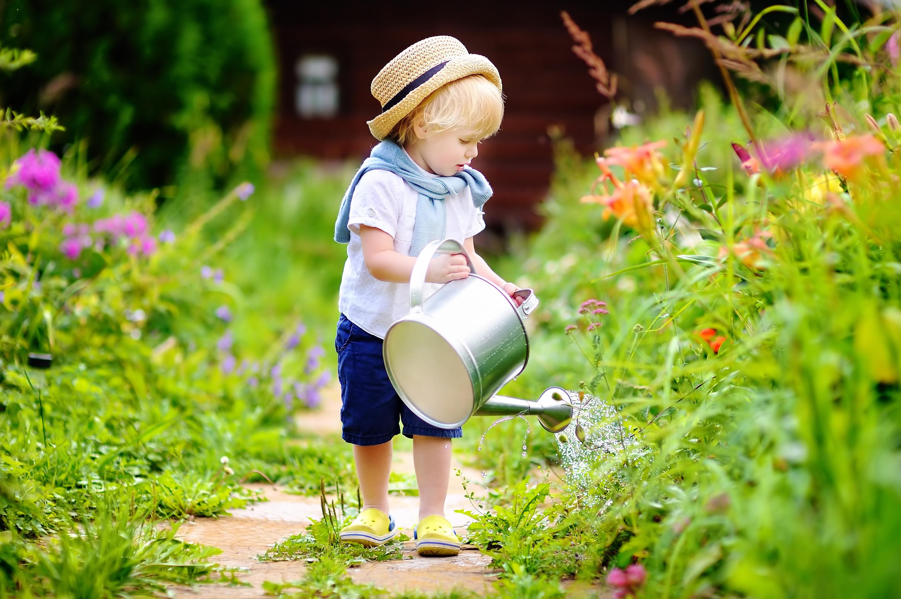 Le jardinage devient un jeu d'enfant